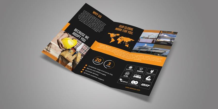 Trifold Brochure - product preview 5