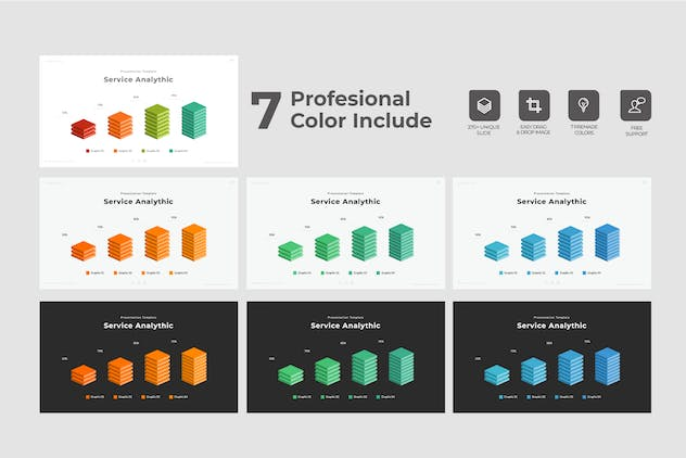 Generation - Powerpoint Template
