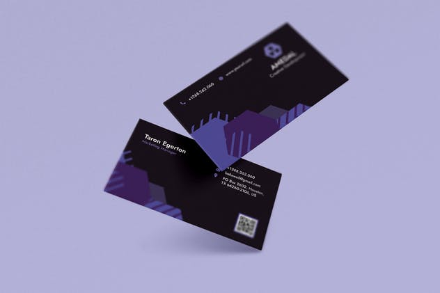Business Cards - product preview 1