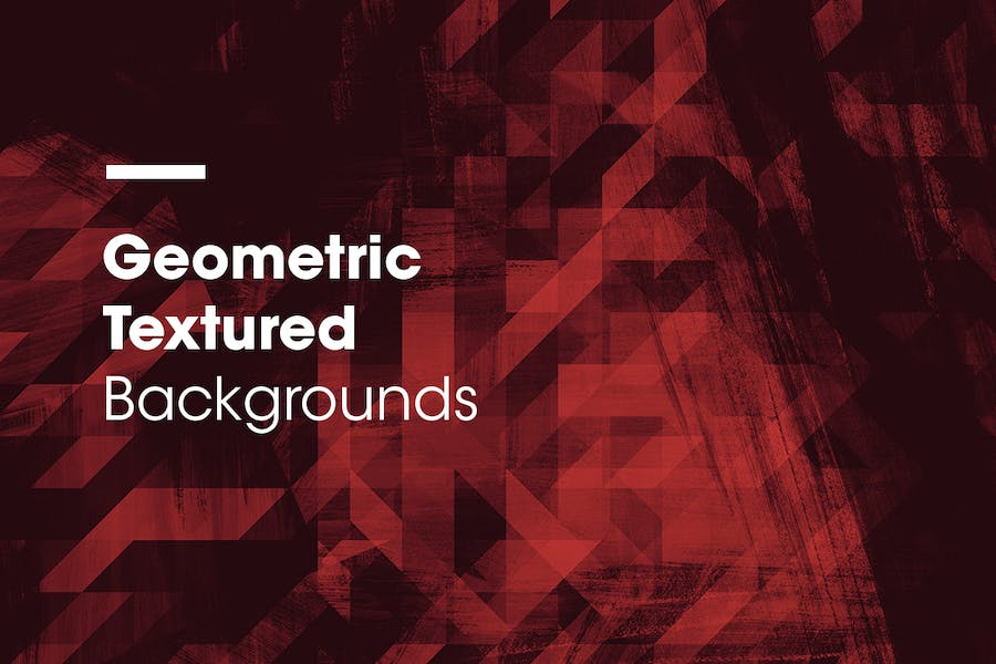 Geometric Textured Backgrounds - product preview 2