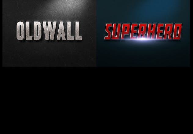 3D Text Effects col4 - product preview 3