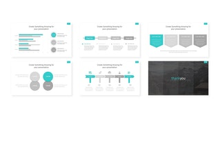 Thumbnail for Toscasize - Powerpoint Template