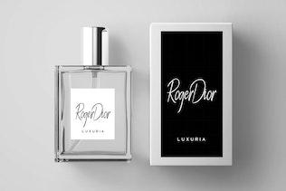 Thumbnail for FOSLIN & MAGNETTA - Luxury / Signature Font Duo