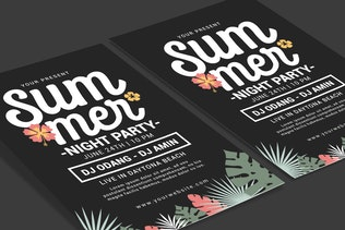 Thumbnail for Summer Night Party