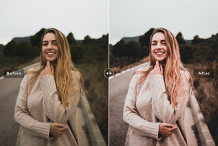 Thumbnail for Atmosphere Mobile & Desktop Lightroom Presets