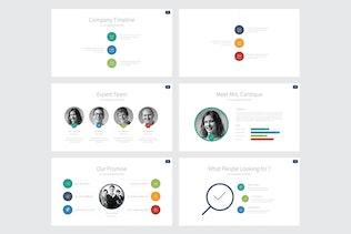 Thumbnail for FANTASTIC - Multipurpose PowerPoint Template V.09