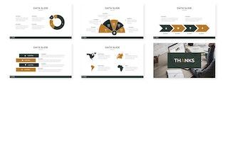 Nordic - Google Slide Template