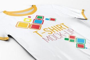 Thumbnail for T-Shirt Mock-Up