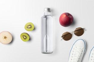 Thumbnail for Water Bottle Mockups