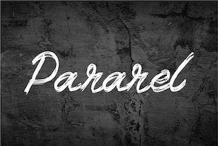 Thumbnail for Braser | Grunge Brush Typeface