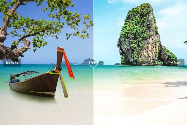 Phuket Mobile & Desktop Lightroom Presets - product preview 4