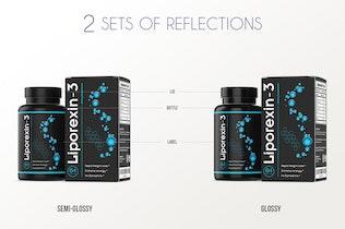 Thumbnail for Dietary Supplement Mockup v. 1C