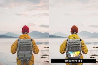 Thumbnail for 50 Clean Tones Lightroom Presets and LUTs