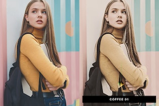 Thumbnail for 50 Chocolate Tones Lightroom Presets