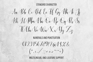 Miniatura para Fuente de caligrafía