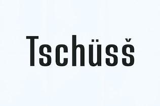 CASSIUS - Sans Font
