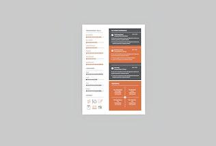 Thumbnail for Aloft Resume Designer