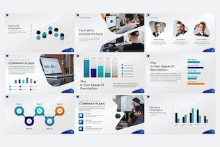 Thumbnail for Business Marketing Presentation