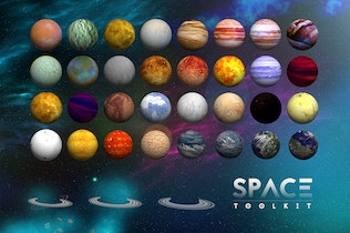 Thumbnail for Space Toolkit