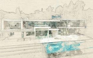 Miniature pour Architectum 2 - Outils d'Sketch Photoshop Action