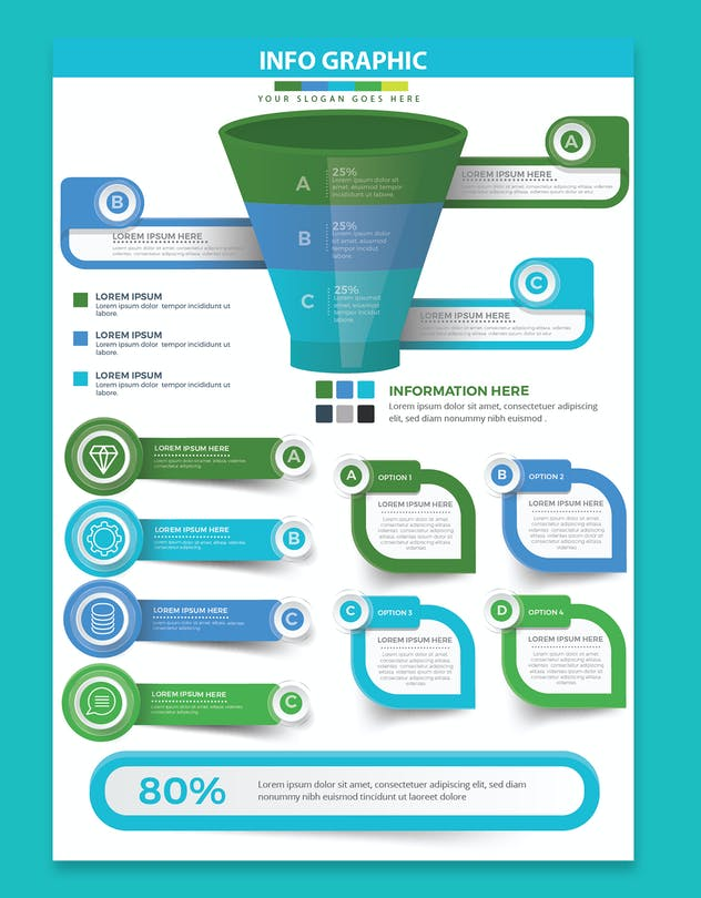 Infographics Element Design - product preview 2