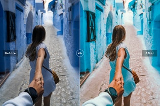 Thumbnail for Morocco Mobile & Desktop Lightroom Presets