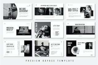 Thumbnail for Bapase Creative Business Keynote - JJ