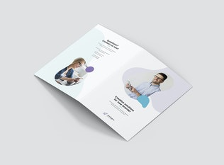 Thumbnail for Brochure – StartUp Agency Bi-Fold