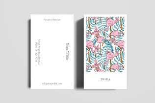 Thumbnail for Boho Flamingo Art & Stationary Kit