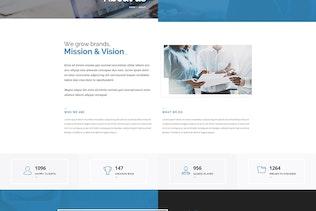 Thumbnail for MORESA - Multipurpose HTML Template