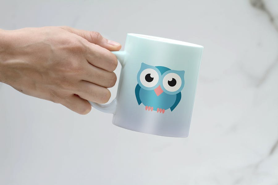 Clean Mug Mock Up
