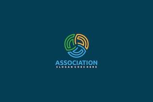 Thumbnail for Colorful Association Logo