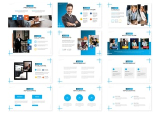 Thumbnail for Business - Keynote Template