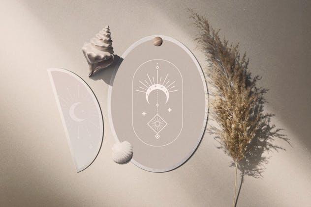 Premade Tribal Soul Designs for Blog. Feminine. - product preview 2