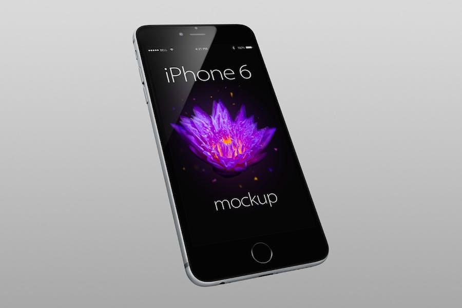 Preview image 5 for iPhone 6 Фотореалистичный Отзывчивый Mock-Ups Vol.2
