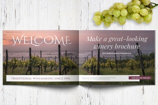 Thumbnail for Vineyard & Winery Brochure