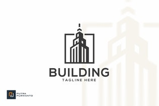 Thumbnail for Building - Logo Template
