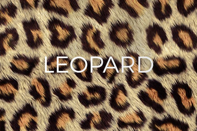 Animal Print Patterns for Photoshop - product preview 5