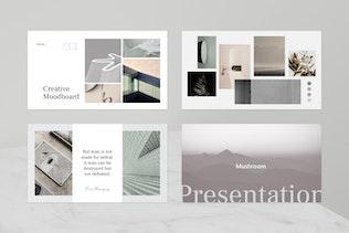 Thumbnail for Mushroom Google Slides Presentation