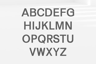 Thumbnail for Gerard Sans Serif Font Family