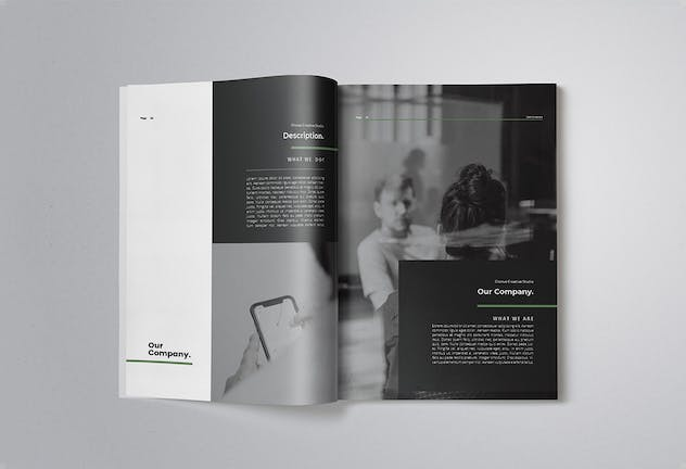 Company Proposal - product preview 3