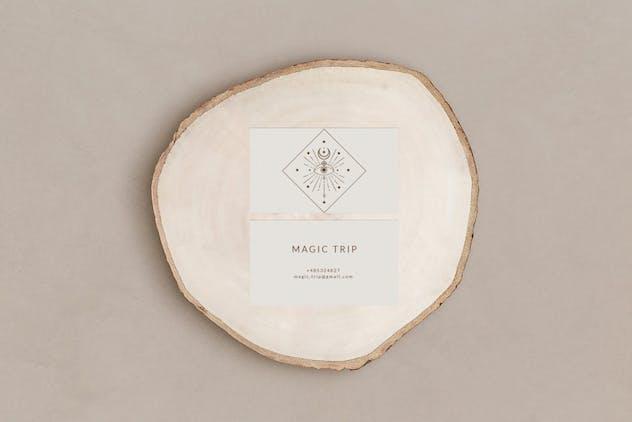 Divine Design Elements. Illustrations. Esoteric. - product preview 4
