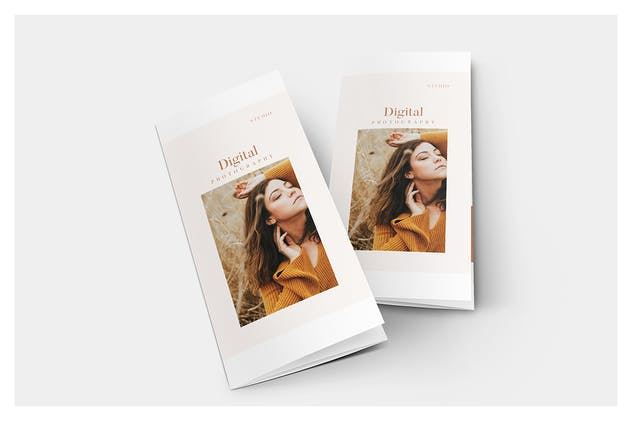 Photography Trifold Brochures - product preview 3