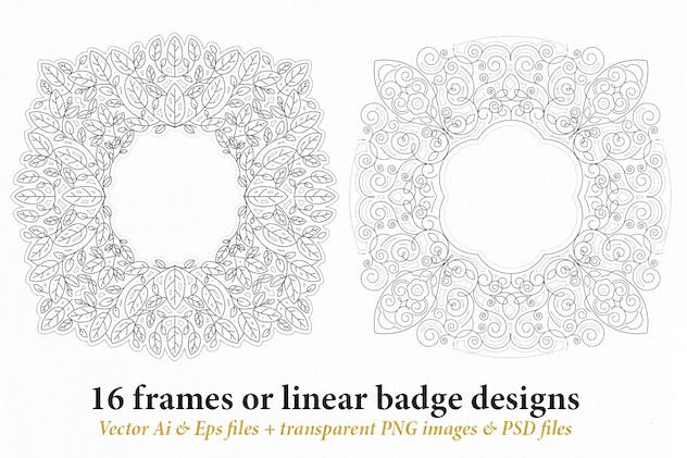 Line Frame Creator 2 - product preview 6