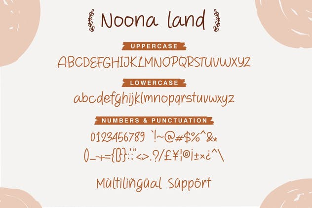 Noona Land - product preview 7