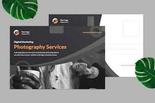 Photography Postcard Design