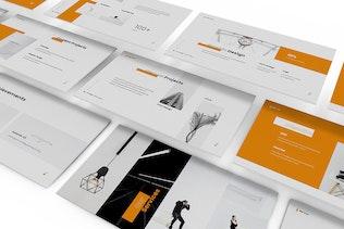 Thumbnail for Next Level Creative Agency Keynote Presentation