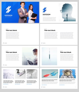 Thumbnail for Proposal Business Template Google Slides