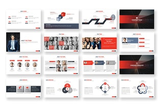 Thumbnail for Business Industry PowerPoint Presentation