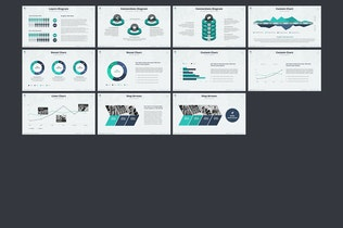 Thumbnail for Slidewerk - Keynote Template